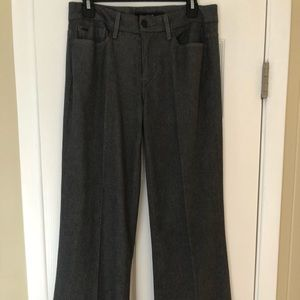 Joe's Muse High Waisted Gray Jeans Size W 28 Flare